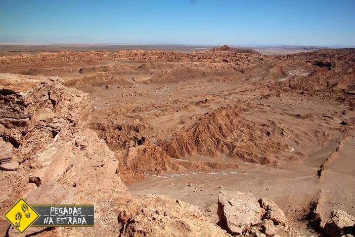 Roteiro Atacama