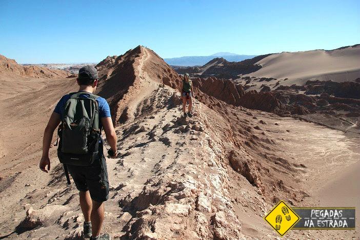 Roteiro Atacama Chile