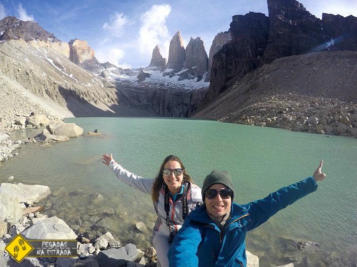 roteiro Circuito W Torres de Paine Chile