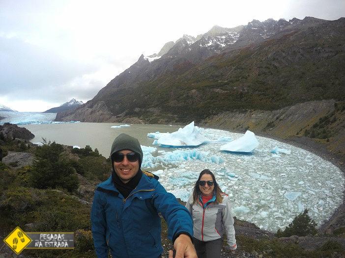 Glaciar Grey Circuito W Torres del Paine