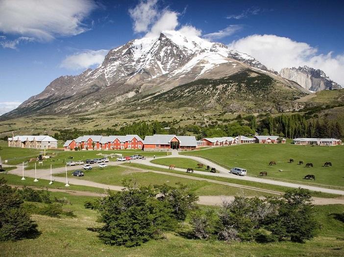 Onde se hospedar Circuito W Torres del Paine