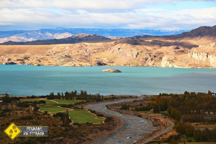 roteiro Carretera Austral Chile Lago General Carrera