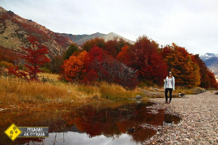 Reserva Nacional Lago Jeinimeni roteiro trilhas chile
