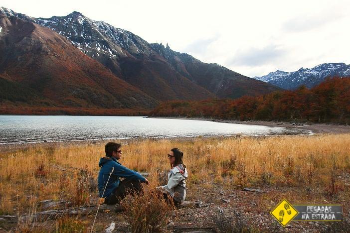 Reserva Nacional Lago Jeinimeni trilha aventura Chile