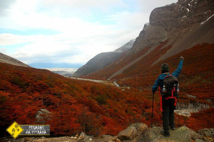 Guia de viagem Circuito W Torres del Paine