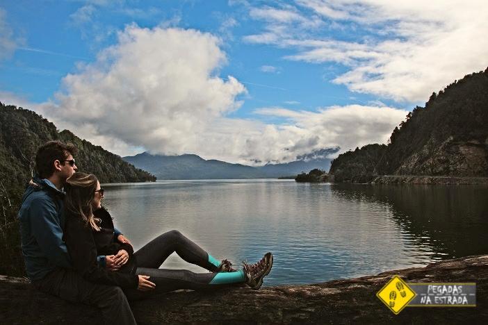 Fiordes Parque Nacional Queulat Chile