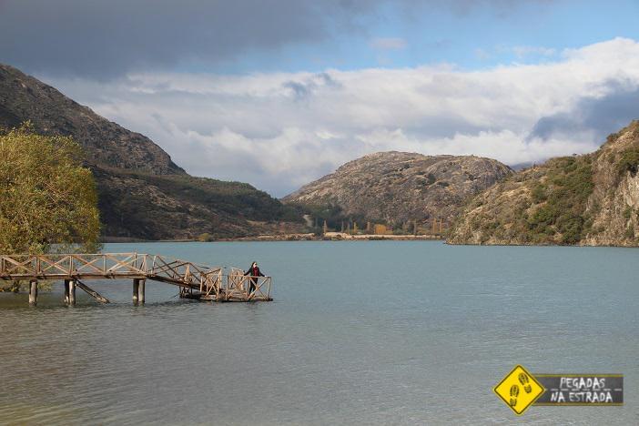 Lago Bertrand Chile viagem
