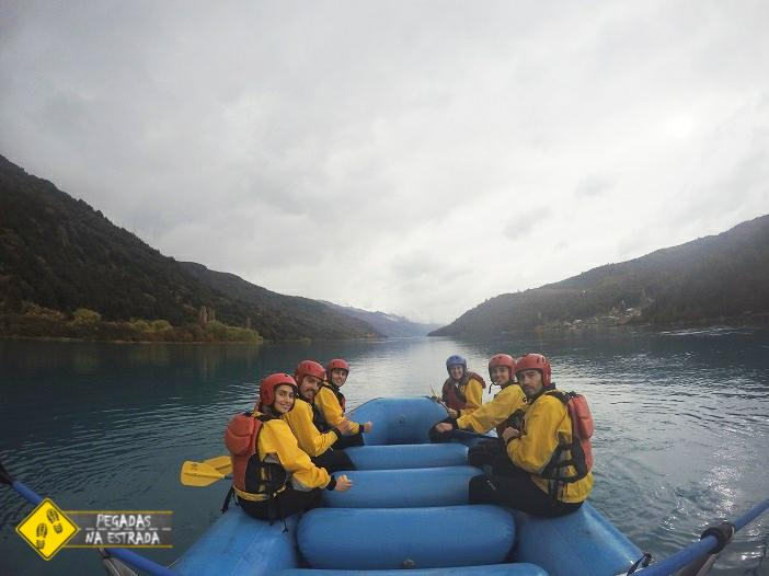 rafting patagônia chilena Aysen