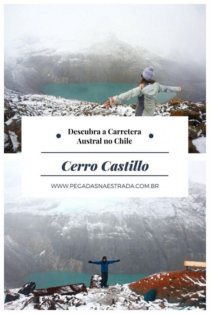 Conheça a Laguna Cerro Castillo, uma das trilhas mais incríveis do Chile, que nos leva a uma lago de cor azul turquesa aos pés da montanha Cerro Castillo.