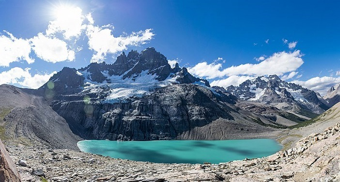 Reserva Nacional Cerro Castillo Chile trilha