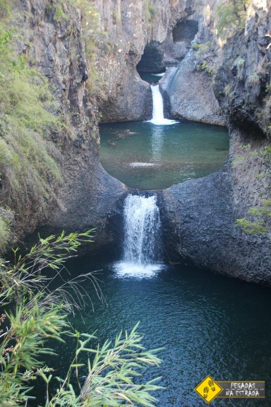 Radal Siete Tazas parque nacional Chile