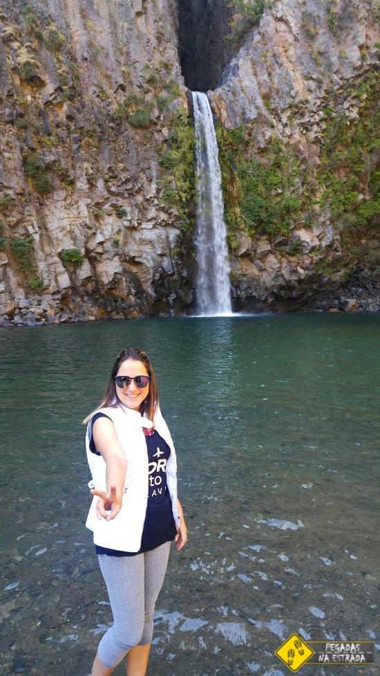 Parque Nacional Siete Tazas Curico Chile