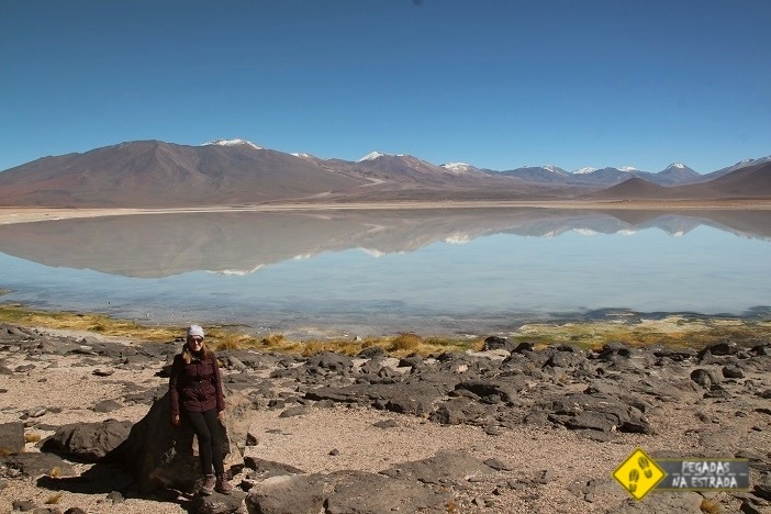 Laguna Blanca Salar de Uyuni Bolívia
