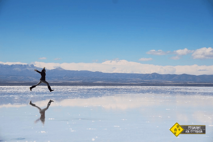 Salar de Uyuni Bolívia