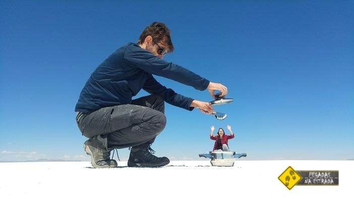 Salar de Uyuni Bolívia tour 4x4