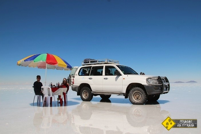 Excursão Salar de Uyuni Bolívia