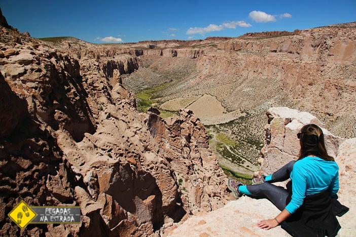 Canyon Anaconda Bolívia turismo