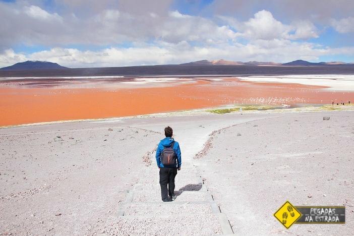 Laguna Colorada Bolívia atrações tour Salar de Uyuni