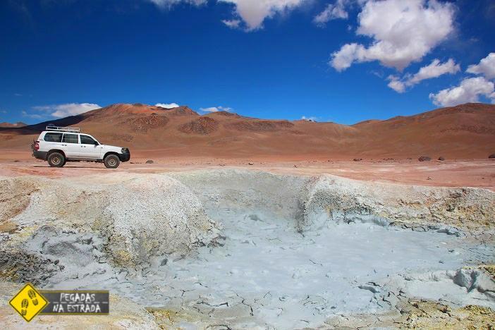 excursão Salar de Uyuni