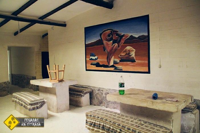 hotel de sal Salar de Uyuni