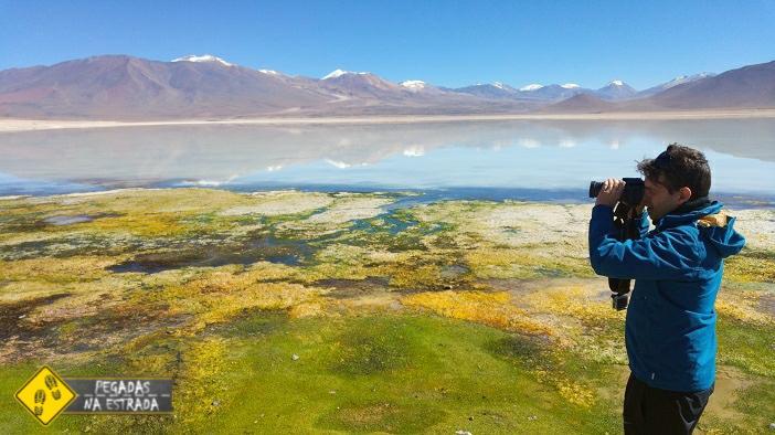 Laguna Blanca, Bolívia Salar de Uyuni