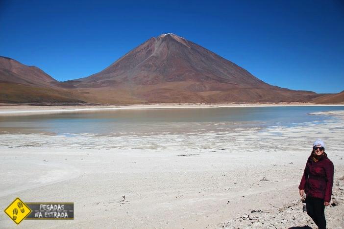 Laguna Verde Bolívia