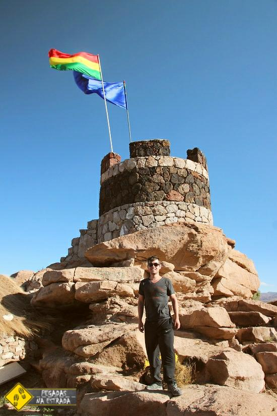 Pueblo Quemado Bolívia patrimônio cultural