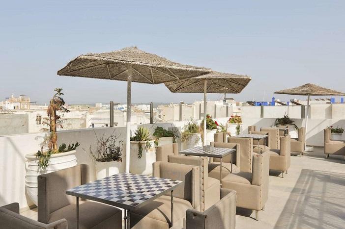 hotel Essaouira Medina Marrocos