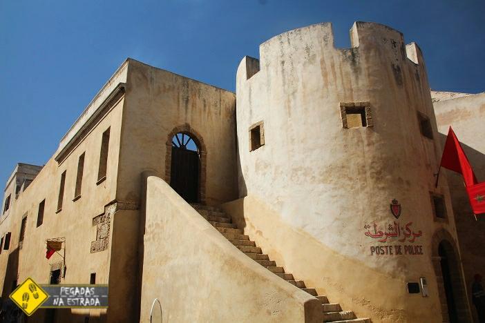 pontos de interesse Marrocos