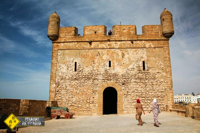 Pontos de interesse Essaouira Marrocos