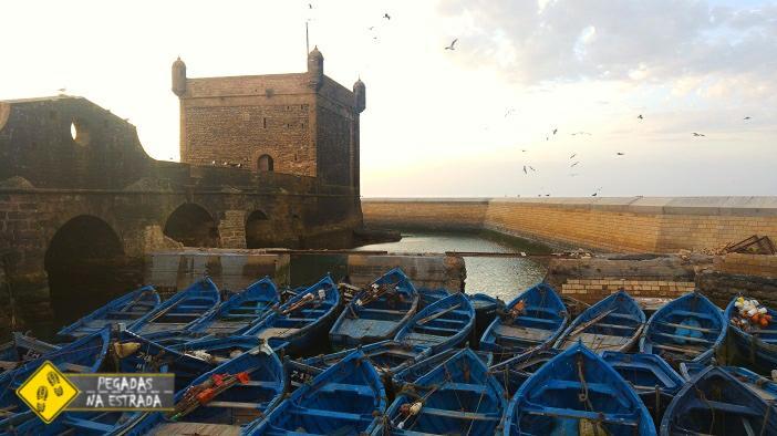 Roteiro Essaouira