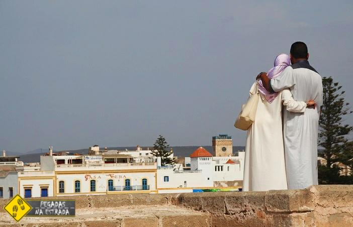 viagem romântica Marrocos