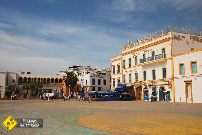 pontos turísticos Essaouira Marrocos