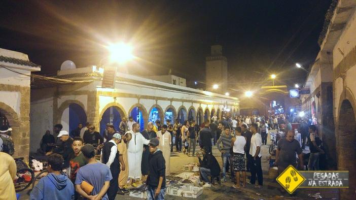 souk Marrocos Essaouira