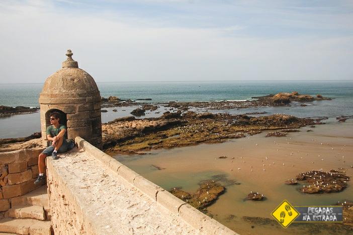 Atrações Essaouira roteiro Marrocos