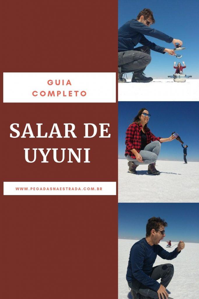 Descubra o maior deserto de sal do mundo em nosso Roteiro no Salar de Uyuni! Atrações detalhadas, dicas, tours, hotéis e muito mais!