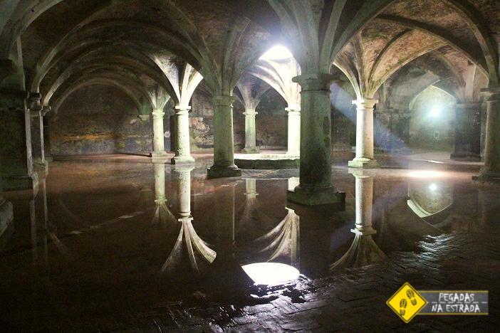 Cisternas Subterrâneas em El Jadida Patrimônio da Unesco