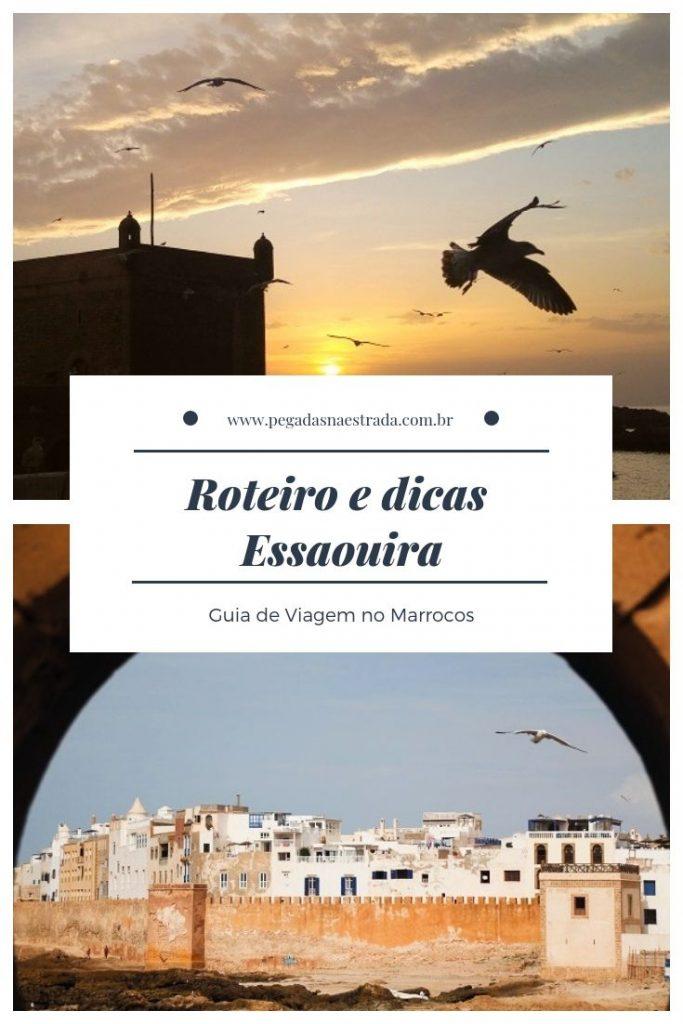 Conheça Essaouira, a cidade marroquina construída pelos portuguêses no século XVI, que abriga muralhas, medina, praias e patrimônios mundiais.