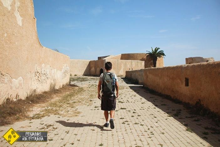 cidade portuguesa Marrocos El Jadida