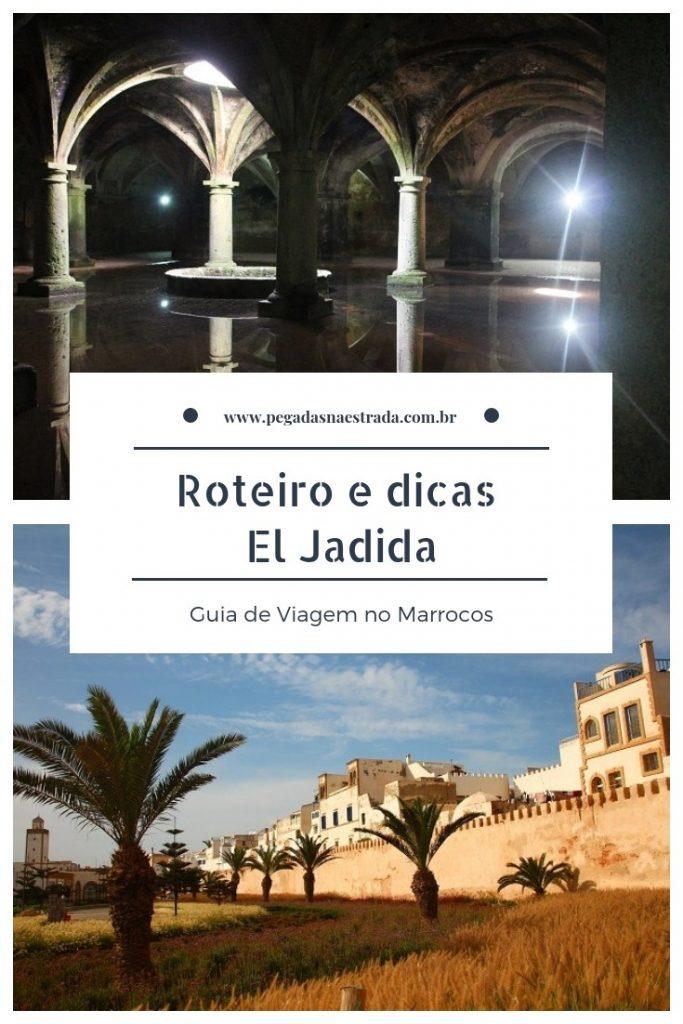 Conheça cidades diferentes e exóticas em um roteiro pelo Marrocos. No post de hoje, saiba tudo sobre El Jadida, a cidadela portuguesa.