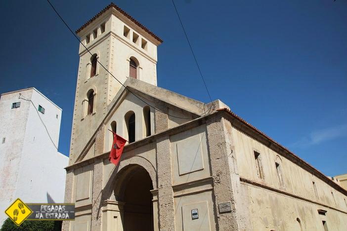 Igreja de Nossa Senhora da Assunção El Jadida