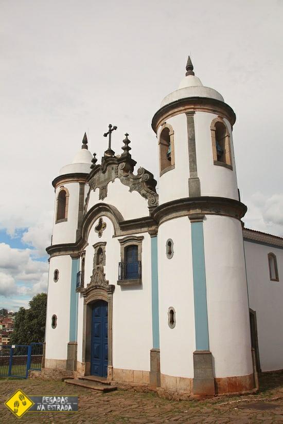 Igreja São José Congonhas Minas Gerais