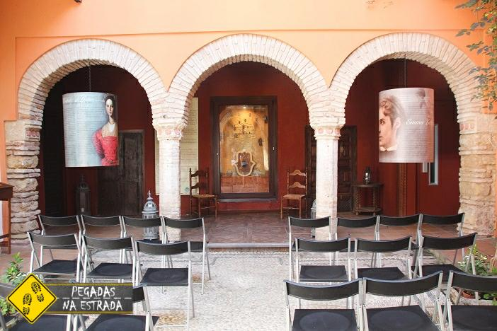 pontos de interesse Córdoba Espanha