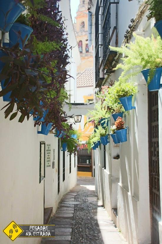 Calleja de Las Flores Córdoba Espanha