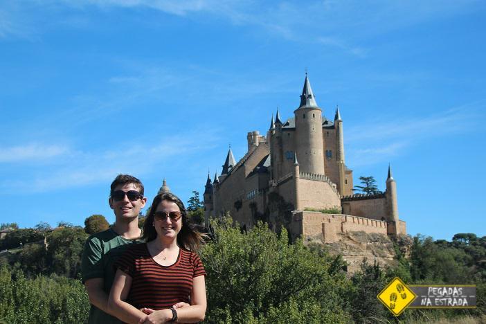 Viagem turismo Segóvia