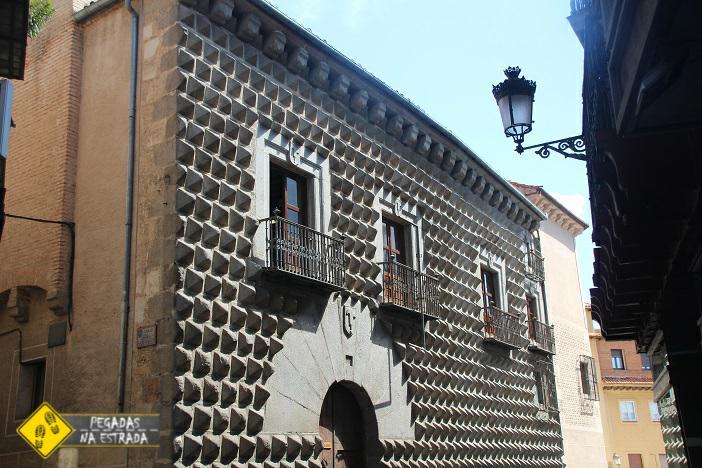 Casa de Los Picos Segóvia