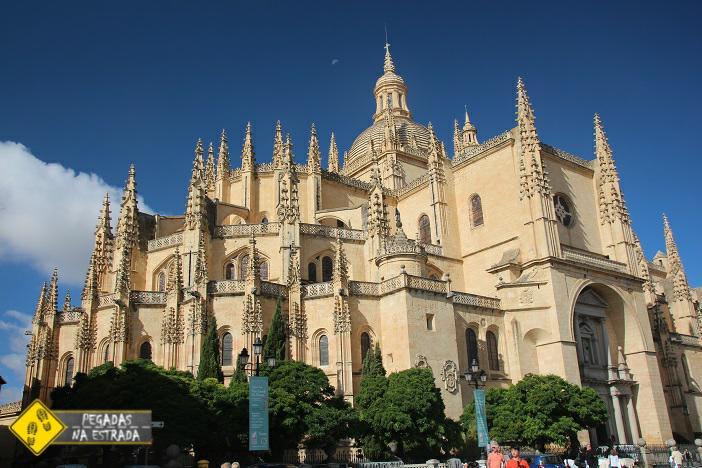 Catedral de Santa Maria de Segóvia