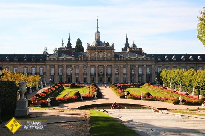 Palácio Real de la Granja de San Ildefonso Segóvia