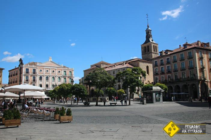 O que fazer em Segóvia Espanha
