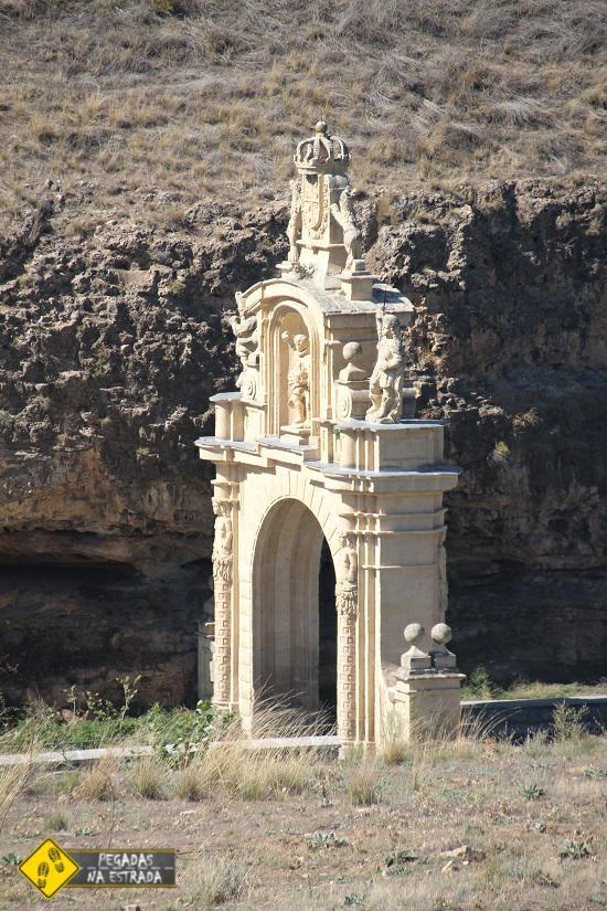 centro histórico Segóvia Espanha